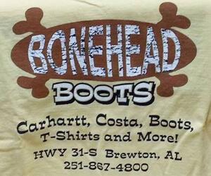 Bonehead Boots