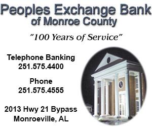 Peoples Exchange Bank of Monroe County