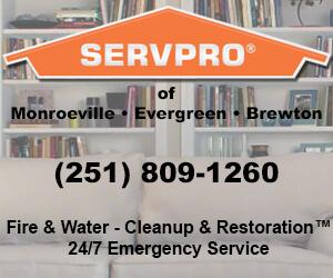 SERVPRO of Monroeville/Evergreen/Brewton