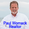Paul Womack Realtor